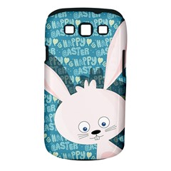 Easter bunny  Samsung Galaxy S III Classic Hardshell Case (PC+Silicone)