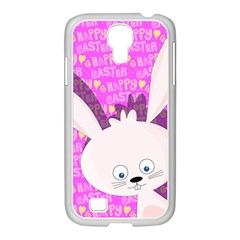 Easter bunny  Samsung GALAXY S4 I9500/ I9505 Case (White)