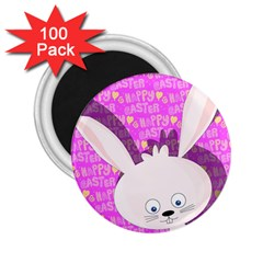 Easter bunny  2.25  Magnets (100 pack)