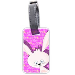 Easter bunny  Luggage Tags (Two Sides)