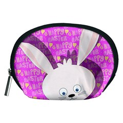 Easter bunny  Accessory Pouches (Medium)