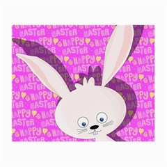 Easter bunny  Small Glasses Cloth (2-Side)