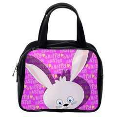Easter bunny  Classic Handbags (One Side)