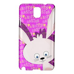 Easter bunny  Samsung Galaxy Note 3 N9005 Hardshell Case