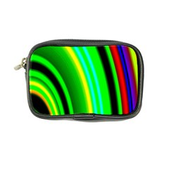 Multi Colorful Radiant Background Coin Purse