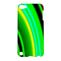 Multi Colorful Radiant Background Apple iPod Touch 5 Hardshell Case