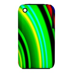 Multi Colorful Radiant Background Iphone 3s/3gs