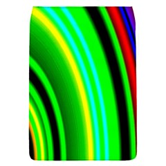 Multi Colorful Radiant Background Flap Covers (S)