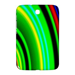 Multi Colorful Radiant Background Samsung Galaxy Note 8.0 N5100 Hardshell Case