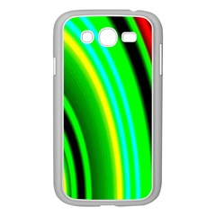 Multi Colorful Radiant Background Samsung Galaxy Grand Duos I9082 Case (white)
