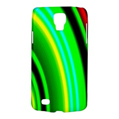 Multi Colorful Radiant Background Galaxy S4 Active