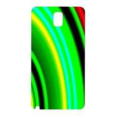 Multi Colorful Radiant Background Samsung Galaxy Note 3 N9005 Hardshell Back Case