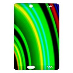 Multi Colorful Radiant Background Amazon Kindle Fire Hd (2013) Hardshell Case