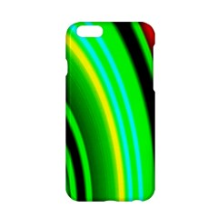 Multi Colorful Radiant Background Apple Iphone 6/6s Hardshell Case
