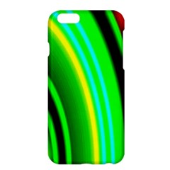 Multi Colorful Radiant Background Apple Iphone 6 Plus/6s Plus Hardshell Case