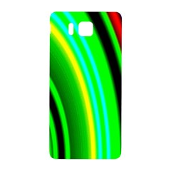 Multi Colorful Radiant Background Samsung Galaxy Alpha Hardshell Back Case