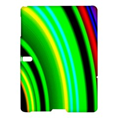 Multi Colorful Radiant Background Samsung Galaxy Tab S (10 5 ) Hardshell Case