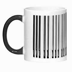 Abstract Piano Keys Background Morph Mugs
