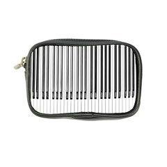 Abstract Piano Keys Background Coin Purse