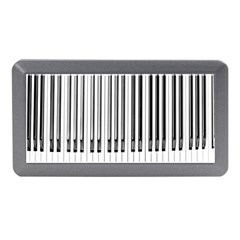 Abstract Piano Keys Background Memory Card Reader (mini)