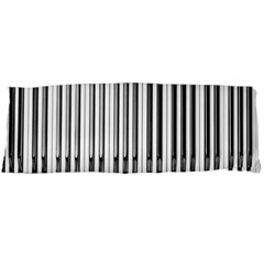 Abstract Piano Keys Background Body Pillow Case Dakimakura (Two Sides)