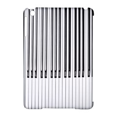 Abstract Piano Keys Background Apple Ipad Mini Hardshell Case (compatible With Smart Cover)