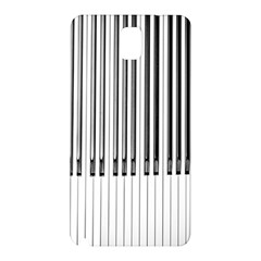 Abstract Piano Keys Background Samsung Galaxy Note 3 N9005 Hardshell Back Case