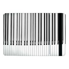 Abstract Piano Keys Background Samsung Galaxy Tab Pro 10 1  Flip Case