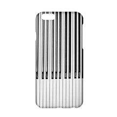 Abstract Piano Keys Background Apple Iphone 6/6s Hardshell Case