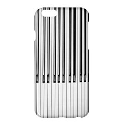 Abstract Piano Keys Background Apple Iphone 6 Plus/6s Plus Hardshell Case