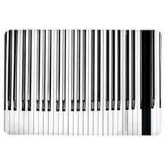 Abstract Piano Keys Background iPad Air 2 Flip