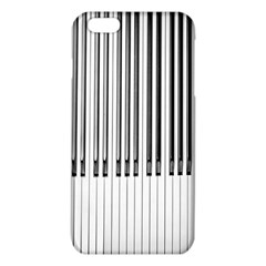 Abstract Piano Keys Background iPhone 6 Plus/6S Plus TPU Case
