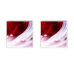Dreamworld Studio 2d Illustration Of Beautiful Studio Setting Cufflinks (Square)