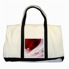 Dreamworld Studio 2d Illustration Of Beautiful Studio Setting Two Tone Tote Bag