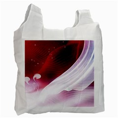 Dreamworld Studio 2d Illustration Of Beautiful Studio Setting Recycle Bag (Two Side)