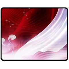 Dreamworld Studio 2d Illustration Of Beautiful Studio Setting Fleece Blanket (Medium)