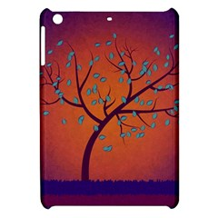 Beautiful Tree Background Apple iPad Mini Hardshell Case