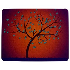 Beautiful Tree Background Jigsaw Puzzle Photo Stand (Rectangular)