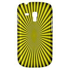 Sunburst Pattern Radial Background Galaxy S3 Mini