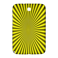Sunburst Pattern Radial Background Samsung Galaxy Note 8.0 N5100 Hardshell Case