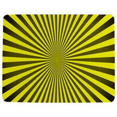 Sunburst Pattern Radial Background Jigsaw Puzzle Photo Stand (Rectangular)