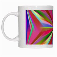 Star A Completely Seamless Tile Able Design White Mugs
