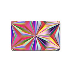 Star A Completely Seamless Tile Able Design Magnet (Name Card)
