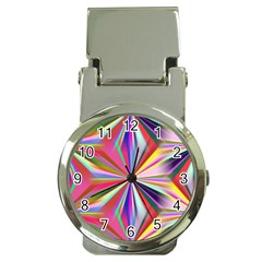 Star A Completely Seamless Tile Able Design Money Clip Watches