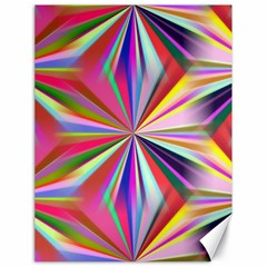 Star A Completely Seamless Tile Able Design Canvas 18  x 24