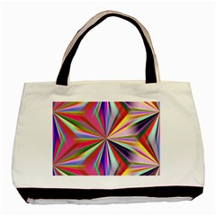Star A Completely Seamless Tile Able Design Basic Tote Bag (Two Sides)