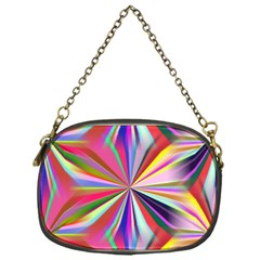 Star A Completely Seamless Tile Able Design Chain Purses (One Side)