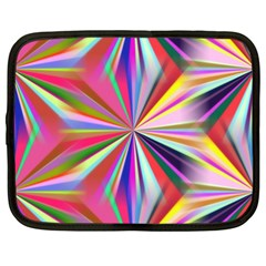 Star A Completely Seamless Tile Able Design Netbook Case (xl)