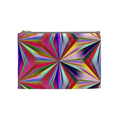 Star A Completely Seamless Tile Able Design Cosmetic Bag (medium)