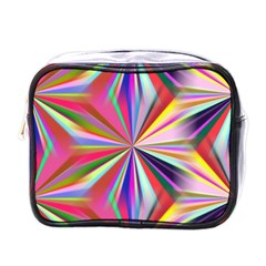 Star A Completely Seamless Tile Able Design Mini Toiletries Bags